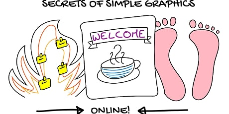 Secrets of Simple Graphics - a 6 week course starting 29th September tickets