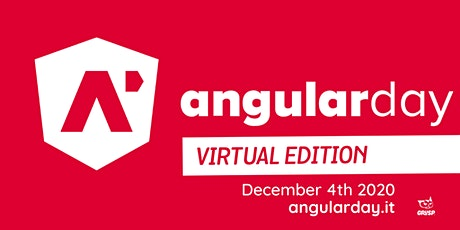 angularday 2020 - Virtual Edition tickets