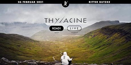 Thylacine  Album Release Konzert tickets