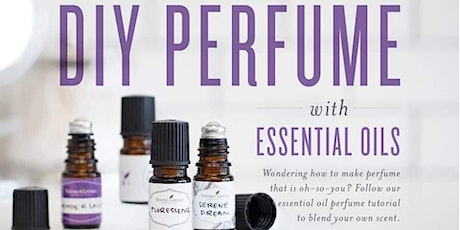 DIY Parfum Workshop Tickets