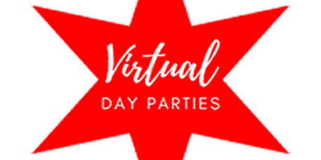 Virtual Day Parties (Saturdays)  & Virtual Voices (Thursdays) tickets