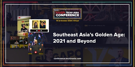 Tech in Asia Conference 2020 Virtual tickets
