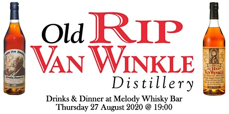 Pappy Van Winkle Dinner tickets