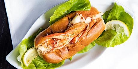 Lobster...Lobster...Lobster....Yum tickets