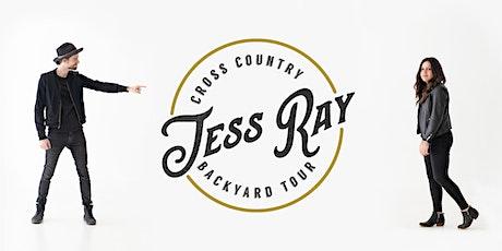 Jess Ray Backyard Tour // ST. LOUIS, MO tickets