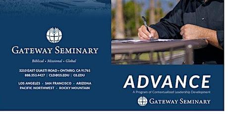 Mid Valley School of Theology Fall Semester (Gateway Seminary - ADVANCE) tickets