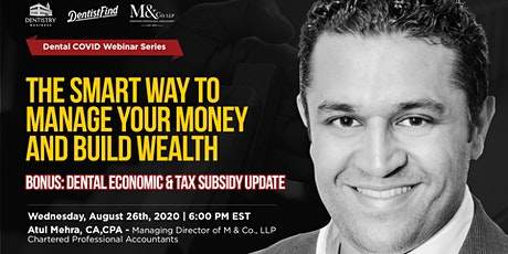 The Smart Way to Manage your Money and Build Wealth tickets