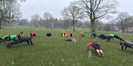 Commando Fit Boot Camp Greenhead Park tickets