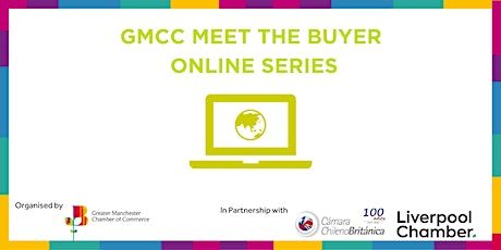 GMCC Meet the Buyer - Online Series (Homeware Chilean Buyer) tickets