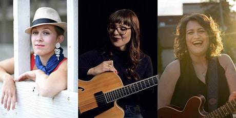 Jazz Voices: Amber Epp, Jocelyn Gould & Heitha Forsyth tickets