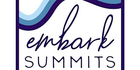 Embark Summit: Destination: a nurtured, balanced life. tickets