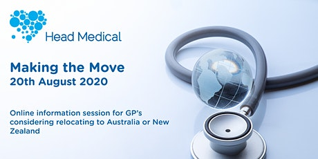 Making the Move - Interested in Working in Australia or New Zealand? tickets