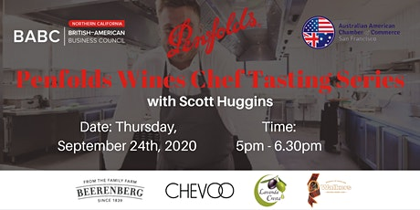 Penfolds Wines Chef Tasting Series with Scott Huggins tickets