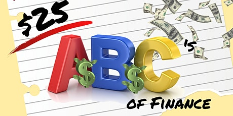 ABC's  of Finance tickets