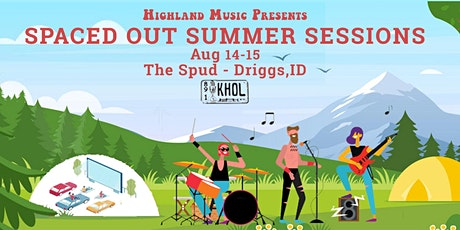 Spaced Out Summer Sessions in the Tetons tickets