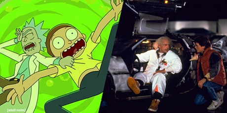 Queens Drive-In: Back to the Future / Rick and Morty (Double Feature) tickets