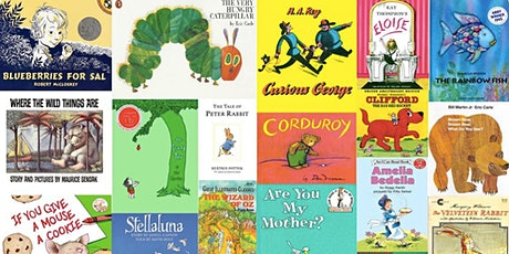 Books With Bernadette- Picture Books (ages 3-6) tickets