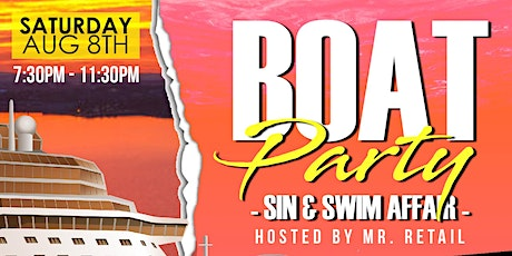 SIN & Swim Affair 2020 tickets