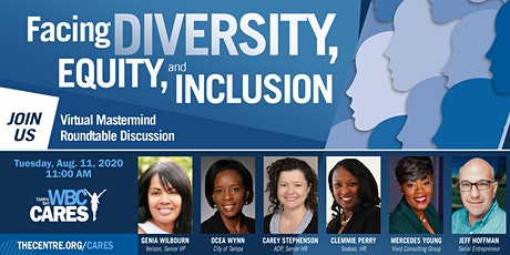 Mastermind Roundtable Discussion: Facing Diversity, Equity and Inclusion tickets