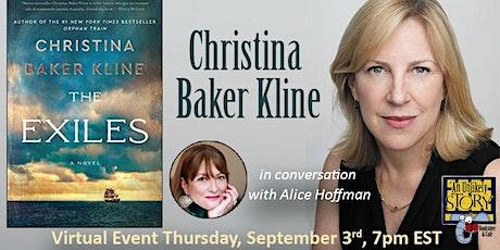 Christina Baker Kline with  Alice Hoffman tickets