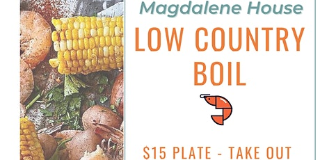 Low Country Boil (Take Out )- by Magdalene House tickets