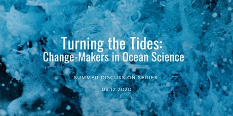 Turning the Tides: Equity, Justice, and The Oceans tickets