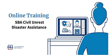 SBA Minnesota Civil Unrest Disaster Assistance Training tickets