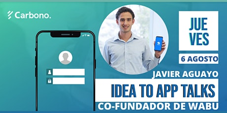 Idea to App Talks entradas