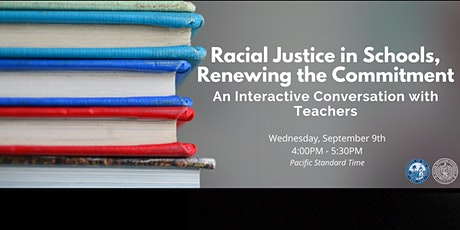 Racial Justice in Schools, Renewing the Commitment tickets
