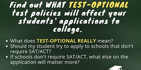 """What does """"Test Optional"""" REALLY mean? tickets"""