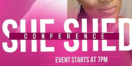 The She Shed Conference tickets