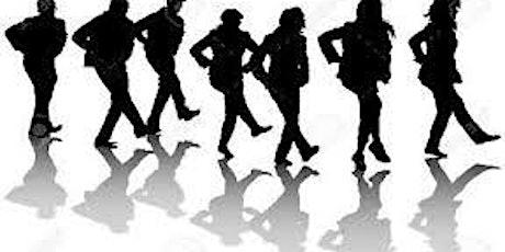 Cours de Danse en ligne (Diane et Gérald) billets