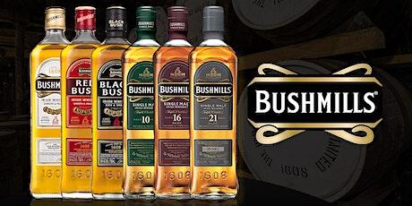 Virtual Tasting: Bushmills Irish Whiskey with National Brand Ambassador tickets