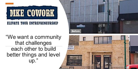 MKE CoWork Open House & Using IRAs to invest tickets