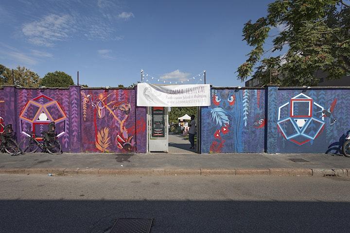 Immagine Tour Perimetrale - Walk into the Wall