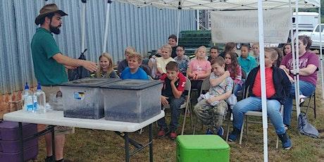 Backyard Composting Basics 8/20/2020 tickets
