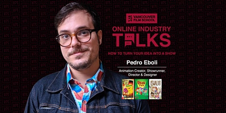 VFS Online Industry Talks: Pedro Eboli tickets