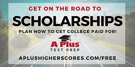 Get on the road to SCHOLARSHIPS! tickets