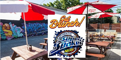 SUPER SOAKER BRUNCH & DAY VIBE | OUTDOOR SEATING tickets