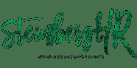 SteinbergHR Cafe Hour tickets