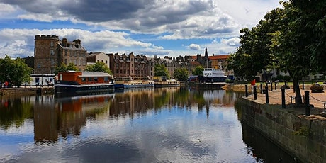 Funshine on Leith - A Walking Tour with a Difference! Live Tour tickets