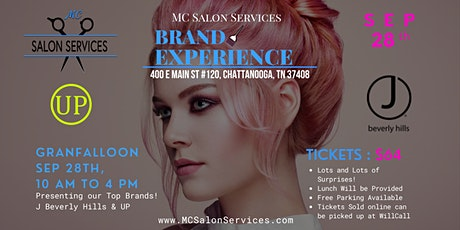 MCSS Brand Experience tickets