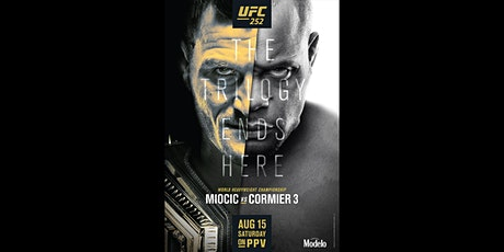 UFC 252: Miocic vs Cormier billets