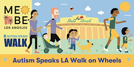 MeBe at the Autism Speaks LA Walk on Wheels tickets
