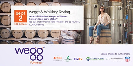 wegg® & Whiskey Tasting tickets