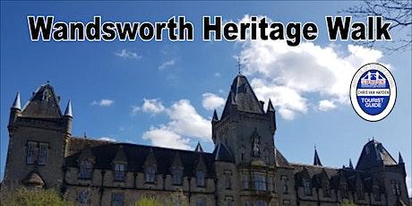 Wandsworth Heritage Walk tickets