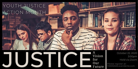 JUSTICE: A Vision for Our Future tickets