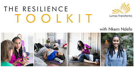Intro to The Resilience Toolkit | 11am PDT tickets