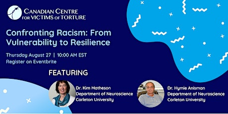 Confronting Racism: From Vulnerability to Resilience tickets