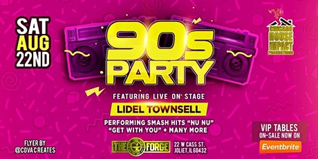 90s House Party Concert tickets